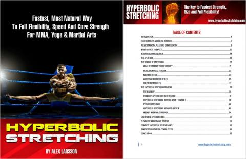 Hyperbolic Stretching Review – Here's My [Results] After 28 Days