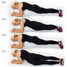 Lose Lower Belly Fat Exercise